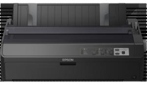 EPSON FX-2190IIN, A3, 2x9 jhl.,612zn/s,USB,LPT,LAN
