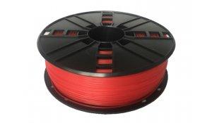 GEMBIRD Tisková struna (filament), nylon, 1,75mm, 1kg,červená