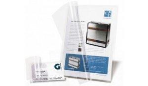 Samolaminovací karta A4, 225 x 312 mm, 10ks