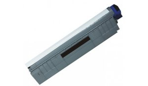 OKI 44643004 - renovovaná černá tisková kazeta C801, C821, na 7.000stran