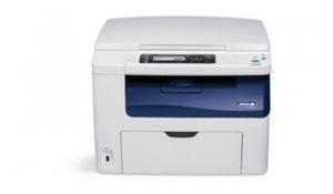 Xerox WorkCentre 6025BI, Color MFP, USB, Wi-fi