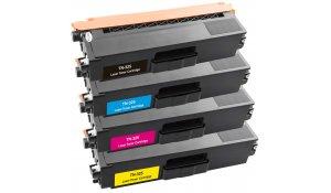 Brother TN325CMYK - kompatibilní sada barev TN4150, TN315, TN320, TN325, TN345, TN375