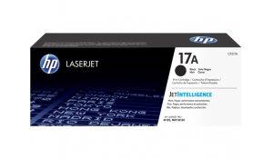 HP 17A Černá originální tonerová kazeta LaserJet