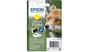 Yellow Ink Cartridge  (T1284)