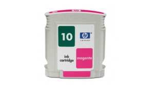 HP C4843A - kompatibilní cartridge s hp 10 magenta