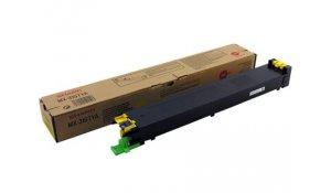 Sharp MX-31GTYA - originální toner žlutá, 15.000str., Sharp MX-2301N, MX-2600N, MX-3100