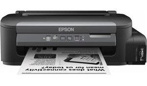 EPSON WorkForce M105, A4, 34 ppm, mono, ITS