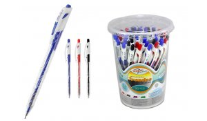 Kuličkové pero plastové FO-GELB09