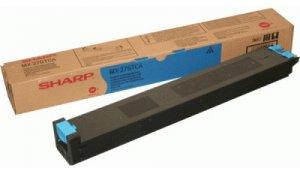 Sharp MX-27GTCA - originální toner modrá, 15.000str., Sharp MX 2300N, 2700N
