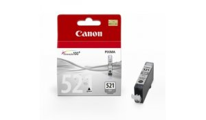 Canon CLI-521GY, šedý originální