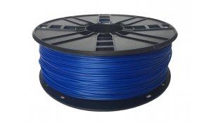 GEMBIRD Struna pro 3D tisk, flexibilní, 1,75mm,1kg, modrá