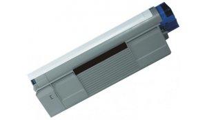 OKI 44059108 - kompatibilní černá tisková kazeta C810, C830, na 8.000stran