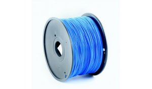 GEMBIRD Struna pro 3D tisk, ABS, 1,75mm, 1kg, 400m, modrá