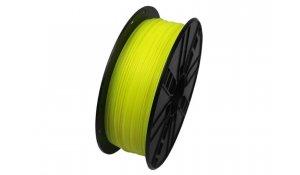 GEMBIRD Struna pro 3D tisk,HIPS,1,75mm,1Kg,žlutá