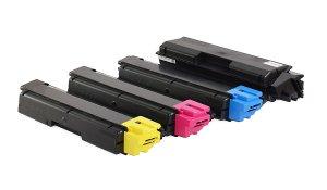 Kyocera Mita TK-590 CMYK - kompatibilní  sada kazet
