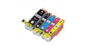 Epson T3357 - kompatibilní multipack, 5barev 33XL