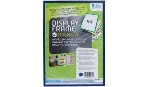 Display Frame magnetické rámečky A4 mix barev, 5ks