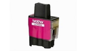 Brother LC-900M - kompatibilní cartridge červená