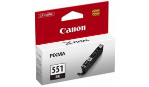 Canon CLI-551 BK, černá originální