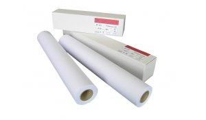 Plotrová role 80g AP paper, šíře 610mm, návin 46 m, dutinka 50 mm