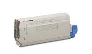 OKI 42804537 - kompatibilní tisková kazeta C3200 žlutá na 3.000stran