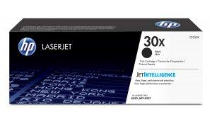 HP 30X tisková kazeta černá velká, CF230X