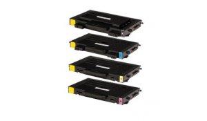 Samsung CLP-510M - kompatibilní tonerová kazeta CLP510 červená, XL kapacita 5.000stran