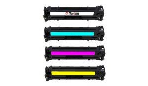 HP 131X CMYK - kompatibilní sada všech barev CF210X, CF211A, CF212A, CF213A