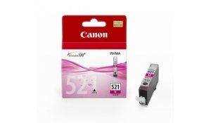 Canon CLI-521M, purpurový originální