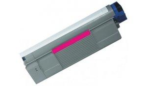 OKI 44059106 - kompatibilní červená tisková kazeta C810, C830, na 8.000stran