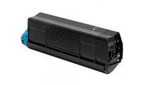 OKI 42127408 - kompatibilní toner C5100, C5200, C5300, C5400 černá, na 5.000stran