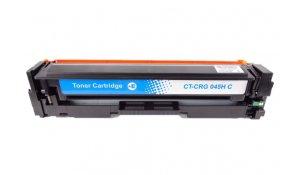 Canon CRG 045H - kompatibilní modrý toner, XL kapacita