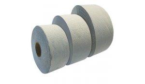 Toaletní papír Jumbo 19 cm, 1 vrstvý, šedý recykl