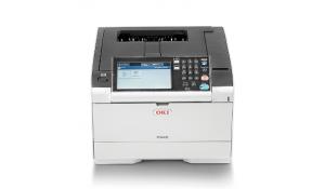 OKI C542dn A4, 30/30ppm, 1200dpi, USB, LAN