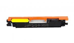HP CF352A - kompatibilní tisková kazeta 130A žlutá na 1.000stran