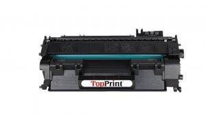 HP CE505A - kompatibilní toner 05A, Topprint