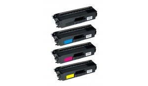 Brother TN-423 CMYK - kompatibilní sada barev TN433, TN443, TN493, XL kapacita