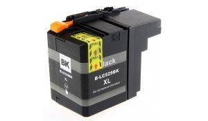 Brother LC-529XLBK - kompatibilní cartridge černá, XL kapacita