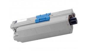 OKI 44469804 - kompatibilní toner C510, C530 černá, XL kapacita 5000 stran