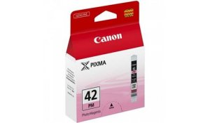 Canon CLI-42 PM, foto purpurová originální