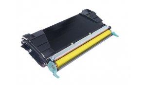 Lexmark C5220YS - kompatibilní žlutá tisková kazeta, C522, C534 na 3000stran