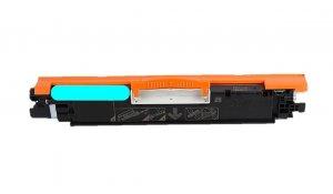 HP CF351A - kompatibilní tisková kazeta 130A modrá na 1.000stran