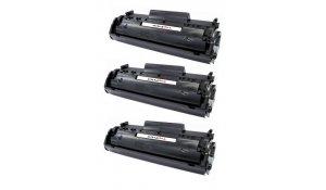 HP Q2612A - kompatibilní Multibalení  3ks tonerů 12A, Topprint EXCLUSIVE kvalita