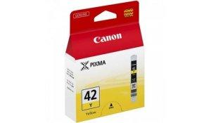 Canon CLI-42 Y, žlutá originální