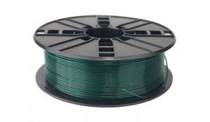 GEMBIRD Struna pro 3D tisk, PLA, 1,75mm, 1kg, christmas green