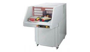 velkokapacitní skartovací stroj Ideal 5009-2-CC, řez 8x40-80mm, kapacita až 700 listů