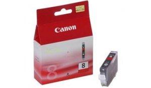 Canon CLI-8R, červená inkoustová kazeta originální