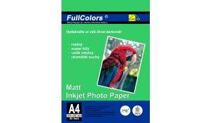 Fotopapír Europen A4 180 g 20 listů, matný