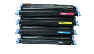 HP Q6000A-Q6003A - kompatibilní sada všech barev 124A Topprint