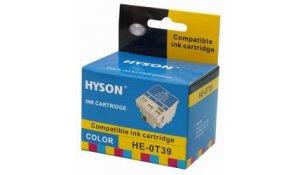 Epson T0390 - kompatibilní tříbarevná cartridge